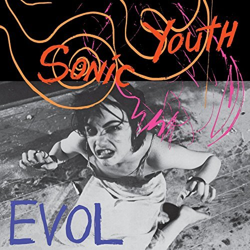 Sonic Youth Evol Lp
