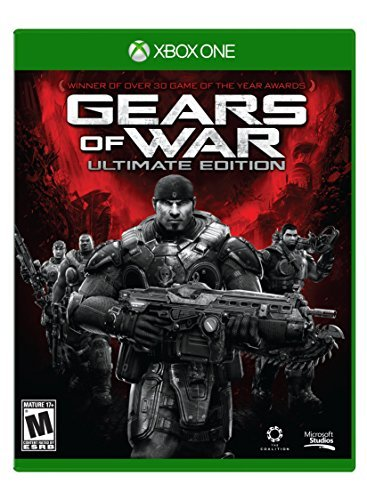 Xbox One Gears Of War Ultimate Edition Gears Of War Ultimate Edition