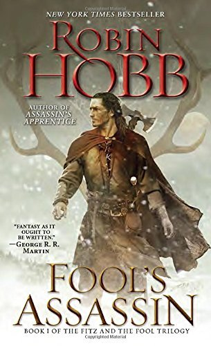 Robin Hobb Fool's Assassin Book One Of The Fitz And The Fool Trilogy