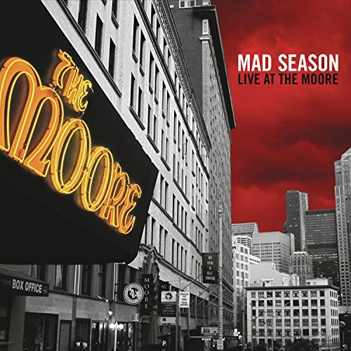 Mad Season Live At The Moore
