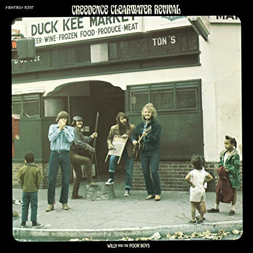 Creedence Clearwater Revival Willy & The Poor Boys Willy & The Poor Boys