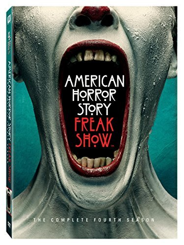 American Horror Story Season 4 Freak Show DVD
