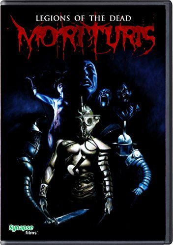 Morituris Legions Of The Dead Morituris Legions Of The Dead DVD Nr