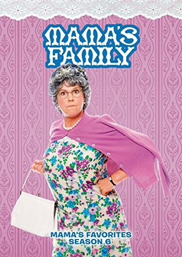 Mama's Family Mama's Favorite Season 6 DVD Mama's Favorites Season 6