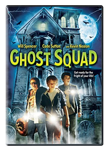 Ghost Squad Ghost Squad DVD Nr