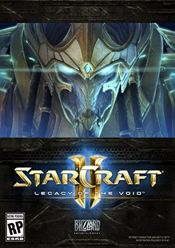 Pc Starcraft Ii Legacy Of The Void