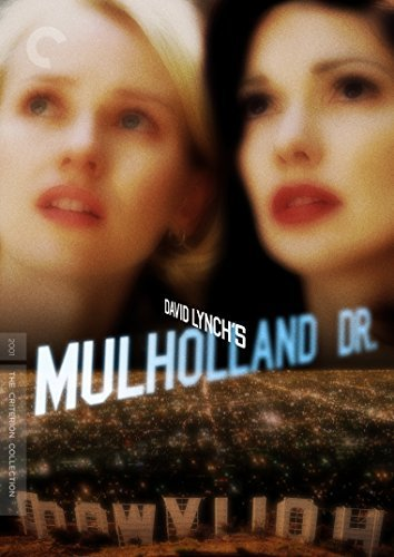 Mulholland Drive Watts Harring Miller Theroux DVD R Criterion