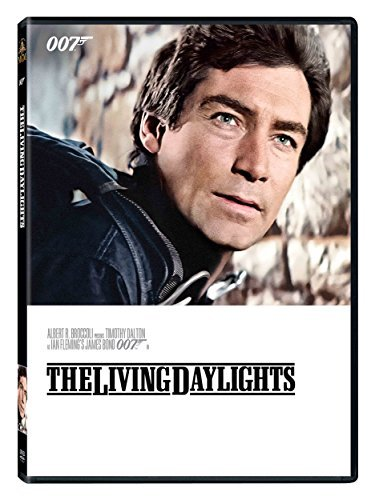 James Bond Living Daylights DVD Pg