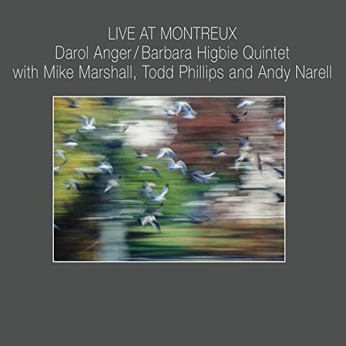Anger Darol Higbie Barbara Live At Montreaux