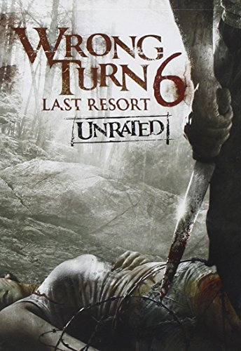 Wrong Turn 6 Last Resort Wrong Turn 6 Last Resort DVD Wrong Turn 6 Last Resort Un