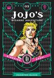 Hirohiko Araki Jojo's Bizarre Adventure Part 1 Phantom Blood Vol. 3 Volume 3