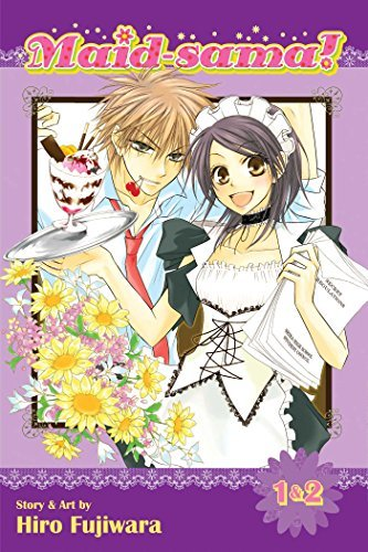 Hiro Fujiwara Maid Sama! (2 In 1 Edition) Vol. 1 Includes Volumes 1 & 2 0002 Edition;