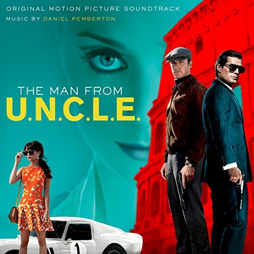 Man From U.N.C.L.E. Soundtrack Soundtrack