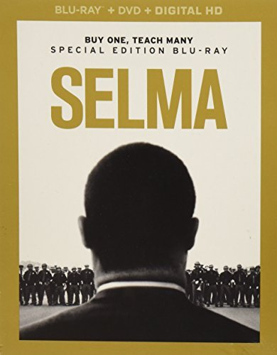 Selma Oyelowo Ejogo Roth Blu Ray + DVD + Digital Hd + Bonus Disc Selma