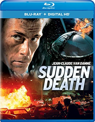 Sudden Death Van Damme Boothe Blu Ray R