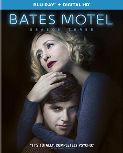 Bates Motel Season 3 Blu Ray