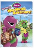 Barney Barney's Worldwide Adventure DVD