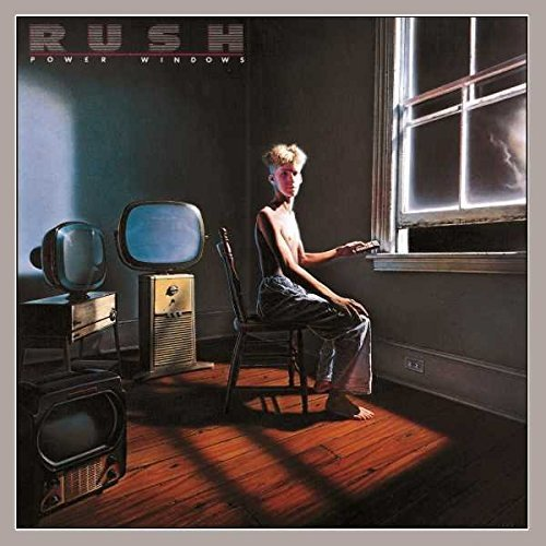 Rush Power Windows Lp+dc