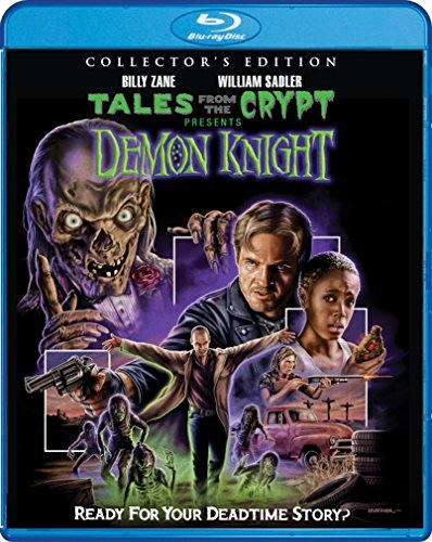 Demon Knight Zane Sadler Pinkett Blu Ray R
