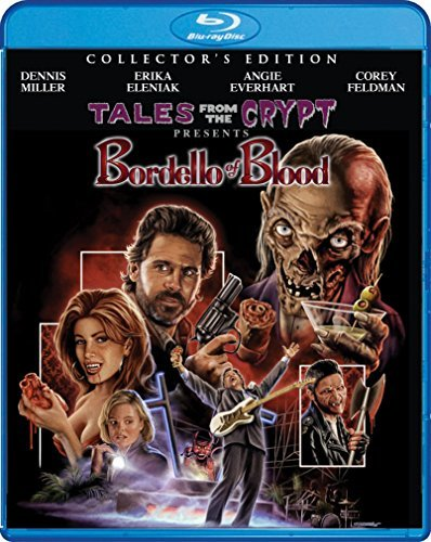Bordello Of Blood Miller Eleniak Blu Ray R