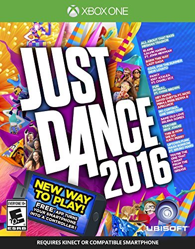 Xbox One Just Dance 2016 Just Dance 2016