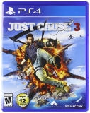 Ps4 Just Cause 3 Just Cause 3 (replenishment Sku)