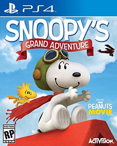 Ps4 Snoopy's Grand Adventure Snoopy's Grand Adventure