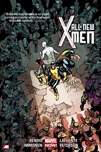 Brian Michael Bendis All New X Men Volume 2