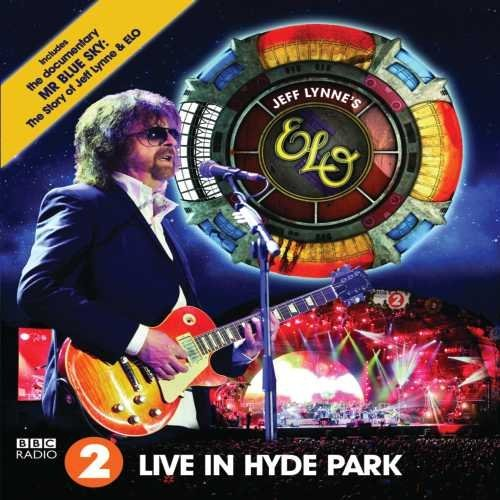 Jeff ( Elo ) Lynne Live In Hyde Park
