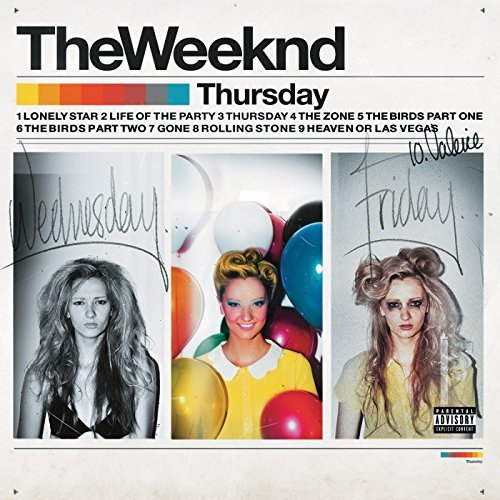 The Weeknd Thursday Explicit Version Thursday
