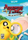 Wii U Adventure Time Finn And Jake Investigations