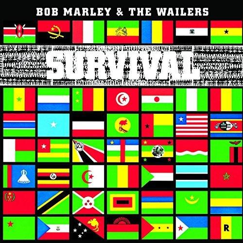 Album Art for Survival by Bob Marley/Bob Marley