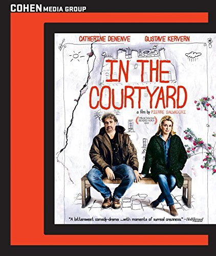 In The Courtyard Deneuve Atkine Blu Ray R