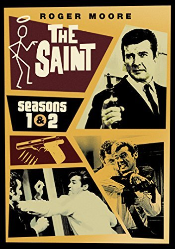 Saint Seasons 1 & 2 DVD
