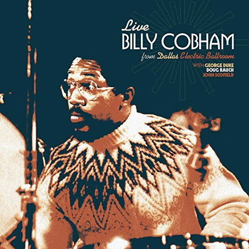 Billy Cobham Live Electric Ballroom In Dall