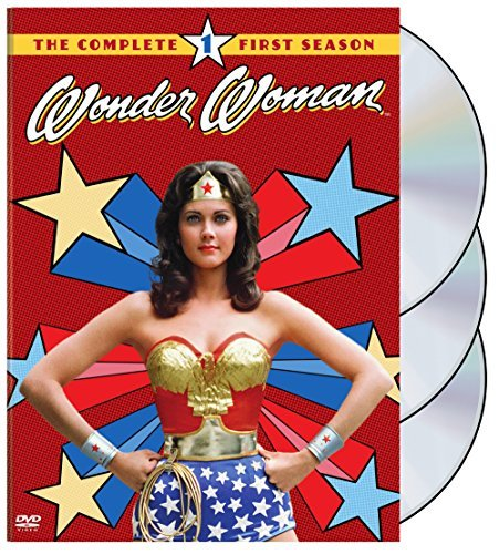 Wonder Woman Season 1 DVD