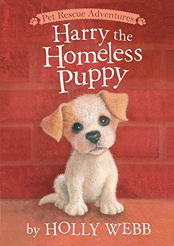 Holly Webb Harry The Homeless Puppy