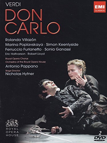 Verdi Villazon Poplayskaya Don Carlo Live From The Royal