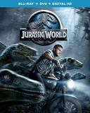 Jurassic World Pratt Howard Blu Ray DVD Dc Pg13