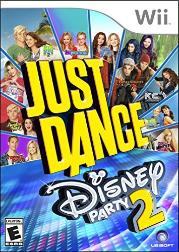 Wii Just Dance Disney Party 2 Just Dance Disney Party 2