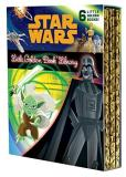 Various The Star Wars Little Golden Book Library