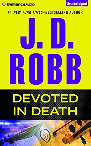 J. D. Robb Devoted In Death