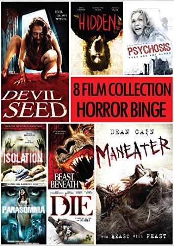 Horror Binge 8 Horror Featur Horror Binge 8 Horror Featur