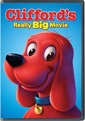 Clifford's Really Big Movie Clifford's Really Big Movie DVD