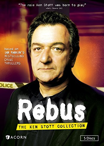 Rebus The Ken Stott Collection DVD
