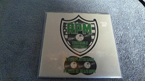 Rpm Turntable Football Rpm Turntable Football Green Vinyl