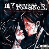 My Chemical Romance Three Cheers For Sweet Revenge Explicit Black Vinyl