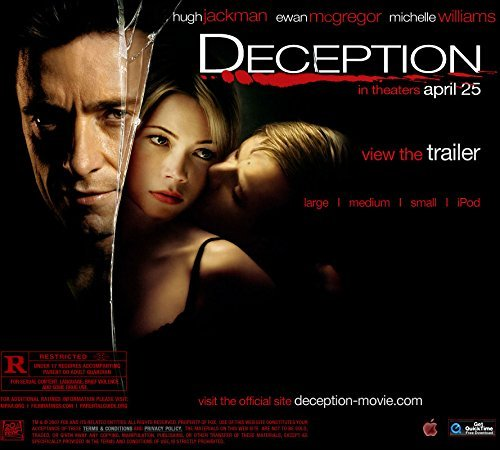 Deception Jackman Mcgregor Williams