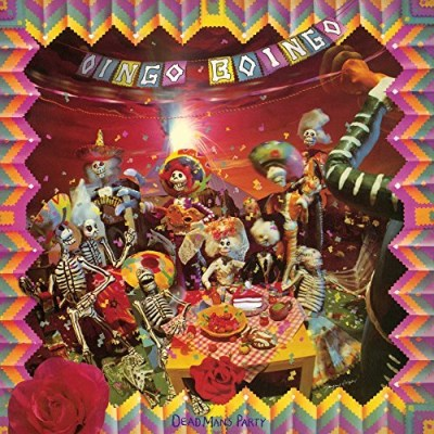 Oingo Boingo Dead Man's Party (colored Vinyl) Dead Man's Party (colored Vinyl)