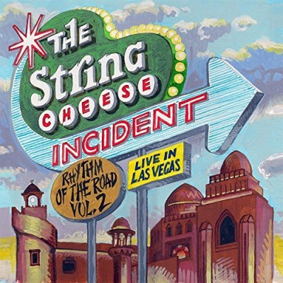 String Cheese Incident Rhythm Of The Road 2 Las Vegas